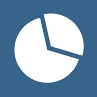 Marktforschung und Befragungen Icon