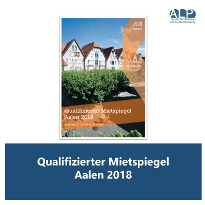 Qualifizierter Mietspiegel Aalen 2018