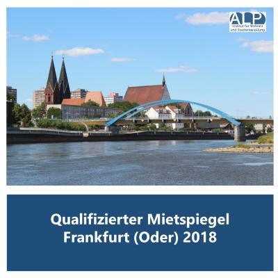 Qualifizierter Mietspiegel Frankfurt (Oder) 2018