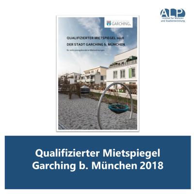 Qualifizierter Mietspiegel Garching b. München 2018