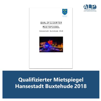 Qualifizierter Mietspiegel Hansestadt Buxtehude 2018