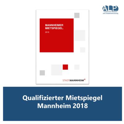 Qualifizierter Mietspiegel Mannheim 2018