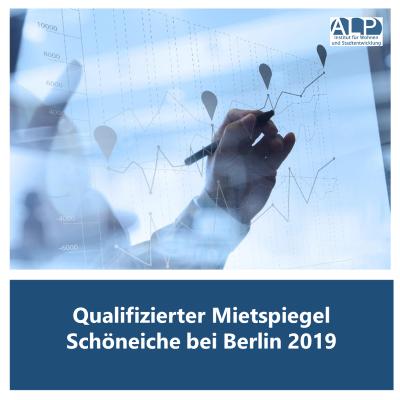 Qualifizierter Mietspiegel Schöneiche bei Berlin 2019