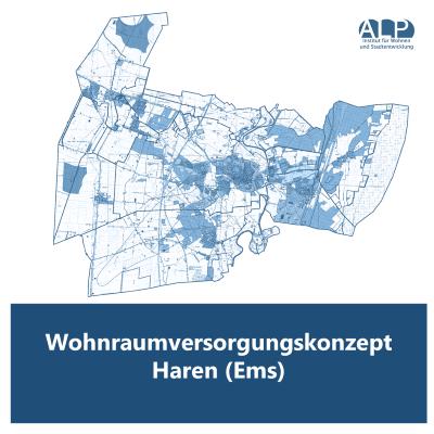 Wohnraumversorgungskonzept Haren (Ems)