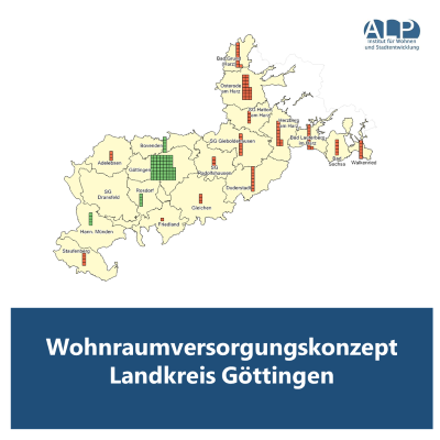 Wohnraumversorgungskonzept Landkreis Göttingen
