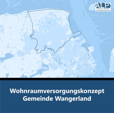 Wohnraumversorgungskonzept Gemeinde Wangerland