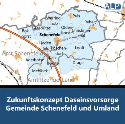 Zukunftskonzept Daseinsvorsorge Gemeinde Schenefeld und Umland
