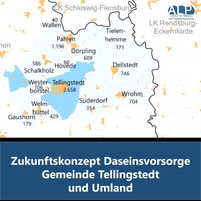 Zukunftskonzept Daseinsvorsorge Gemeinde Tellingstedt und Umland